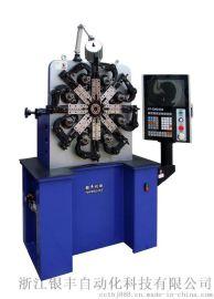 扁线弹簧机,扁线涡卷簧成型设备,涡卷簧自动生产设备