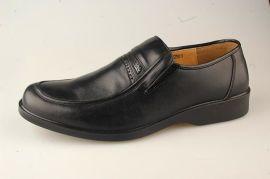 重九3615 厂家直销 男式休闲皮鞋 货号87208