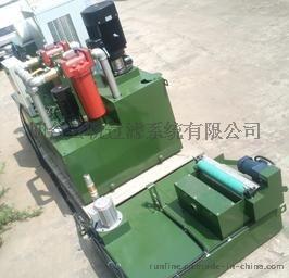 RFGT三级过滤磨床水箱