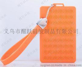 定制硅胶行李牌 旅行牌 钥匙牌 箱包挂牌 行李标签 可印LOGO