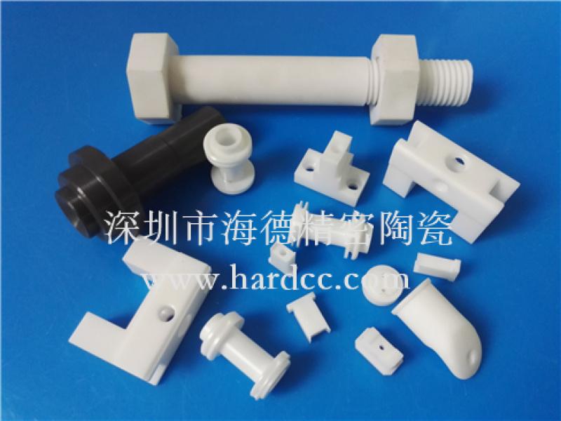 生产加工陶瓷法兰、陶瓷管 氧化锆陶瓷