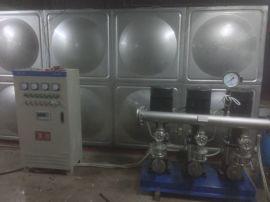 保温水箱 玻璃钢一体化消防水箱规格