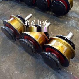 现货供应 钰源牌 起重机专用直径500车轮组