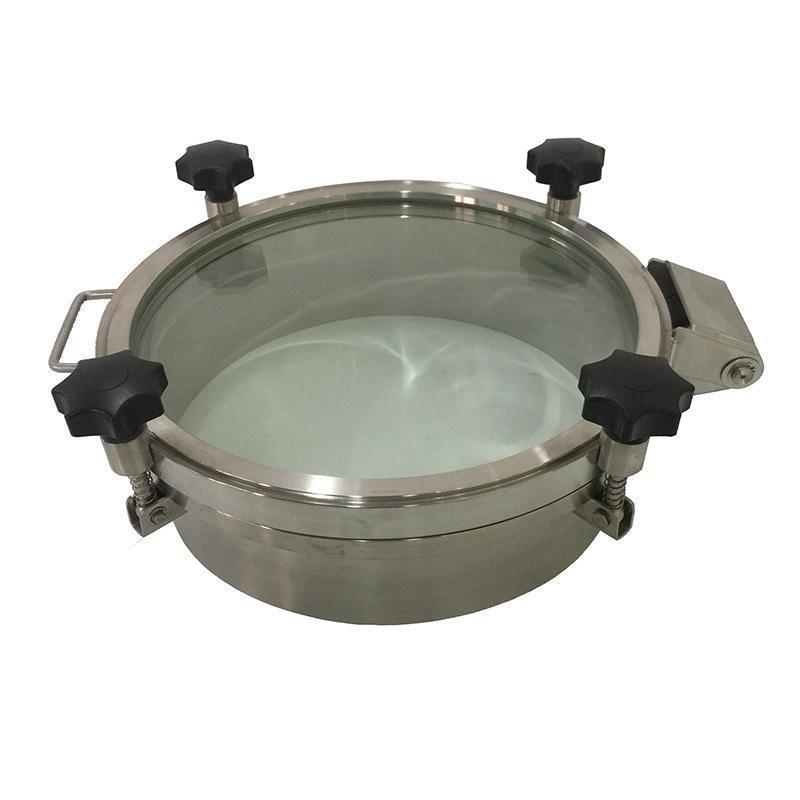 糖化罐人孔 glass manhole 发酵罐上人孔