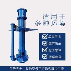 歌迪80ZJL-33 立式液下渣浆泵 无堵塞耐磨清淤泵 厂家批发