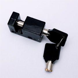 電動車鎖電瓶鎖防盜安全鎖廠家366天保修來樣來圖定制