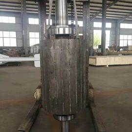 永磁直驱交流发电机纯铜线圈无刷三相永磁发电机水力发电机