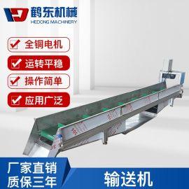 厂家定制轻型皮带输送机 升降式传送带输送线 铝合金小型输送机