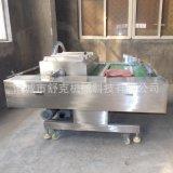 DZ(Q)-400/2SB卧式双室大豆玉米肉类茶叶全不锈钢真空充气包装机