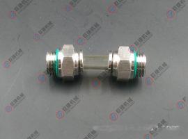 厂家直销软管4-16mm不锈钢气源接头尼龙管接头 不锈钢快速接头