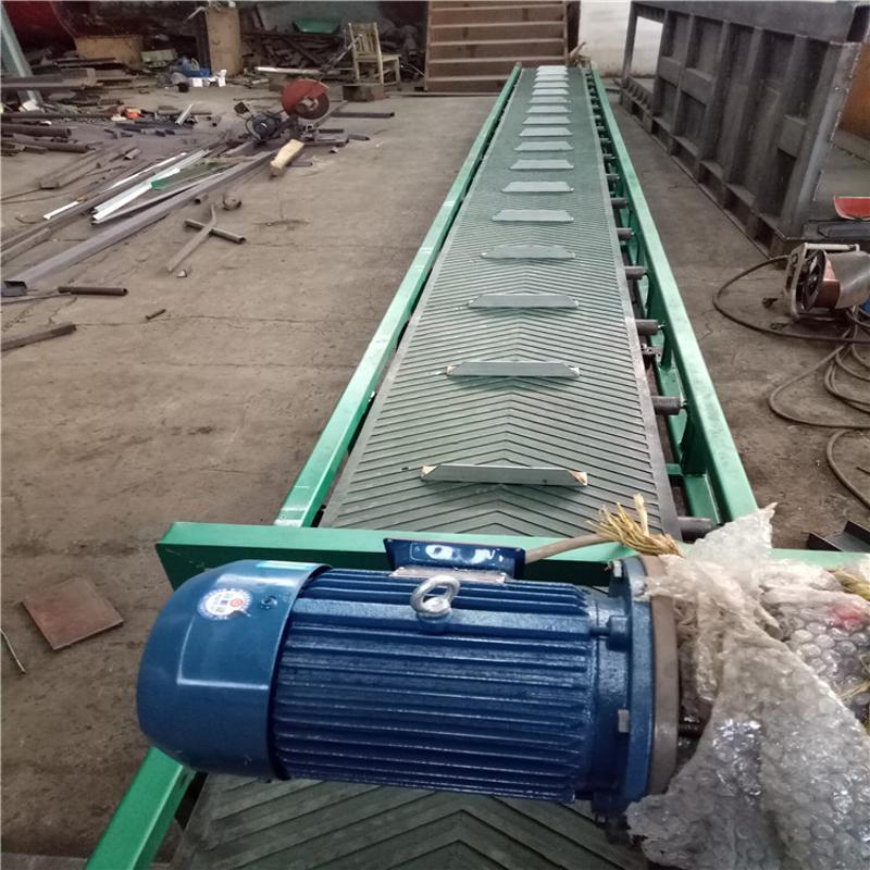 供应输送机皮带机港口 链板输送机 简易网带输送机
