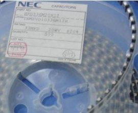 NEC钽电容代理商