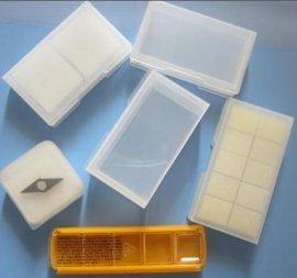 PCD刀片盒 CBN刀片盒 翻盖刀片盒