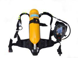 RHZK-6L/30正压空气呼吸器 工厂消防呼吸器