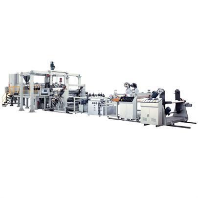苏州金韦尔机械有限公司高效PP/PS片材挤出生产线设备