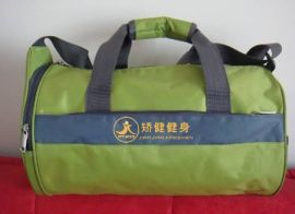 上海方振箱包供應定製健身包/運動包