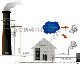 宁夏水泥厂烟**放连续在线监测系统