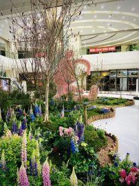 北京绿雕厂家 五色草雕塑 仿真绿雕 植物墙制作厂家