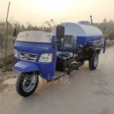 聖時自走式小型灑水車直銷 三輪農用噴灑車綠化消毒車