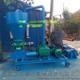 供应QL-35气力吸粮机 柴油动力气力输送机 吸粮机加工厂家y2