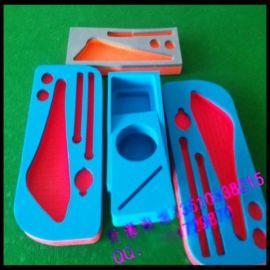 东莞厂家专业定制剪刀包装内盒,泡绵EVA剪刀包装托盘