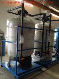 如何去掉水中钙离子、镁离子?全自动软化水处理装置去除掉自来水井水中结垢钙镁离子