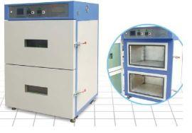 锂电池专用二层真空炉真空干燥箱工作原理