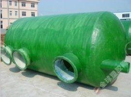 河南和业定制玻璃钢造型化粪池