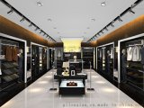 服装专卖店展示器材+展示架+展示柜