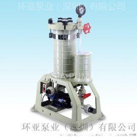 AX-104化学药液过滤机 过滤机特点 过滤机用途 深圳过滤机