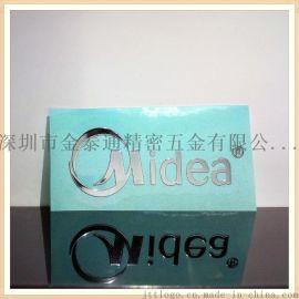 中国高光标牌厂家,供应高光logo铭牌,亮面标牌,镍片金属标牌