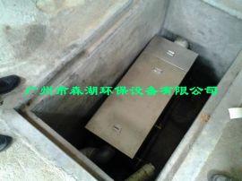郑州商业排污油水分离器老品牌     郑州酒店餐饮半自动隔油池国内  品牌