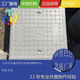厂家**复合方形井盖 雨水污水井盖市政园林井盖