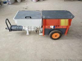 隧道作业防火涂料喷涂设备选全自动防火涂料喷涂机