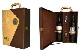 酒盒厂家 高档酒盒生产厂家 皮质手提袋厂家