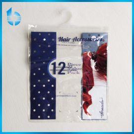 包邮 定做男女内裤PVC塑料带挂钩包装袋 **商品塑料袋