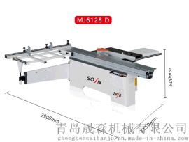 SOSN MJ6128D 90度精密推台锯