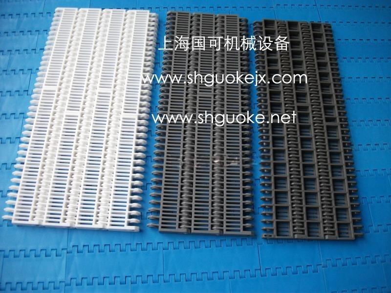 上海620平格网带/蓄电池输送网带/PP塑料网带/POM塑料网带