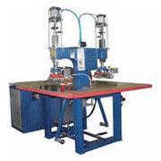 双头气压高周波焊接机熔