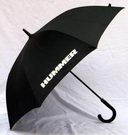 长把广告伞、弯把促销广告雨伞定做、上海广告雨伞制作厂家