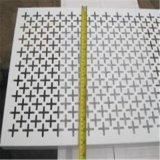 【廠家直銷】十字孔 裝飾孔網 暖氣片護罩網板 裝飾網簾 洞洞板網