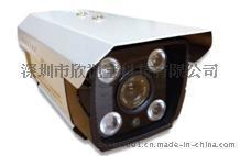 四灯阵列摄像机 高清720P 网络摄像机  监控数字摄像机 百万高清监控摄像头 夜视80米清晰