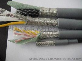 RS485信号线 RVSP4芯0.5平方 双绞屏蔽线 RVSP4*0.5平方