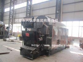 杭州燃煤蒸汽13公斤压力链条锅炉