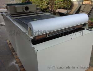 RFGL砂帶磨牀用紙帶過濾裝置