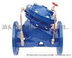 JD745X多功能水利控制阀  厂家直销