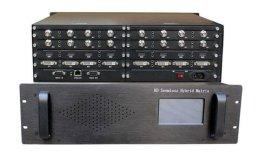 8路高清VGA|DVI|HDMI|SDI混合无缝矩阵