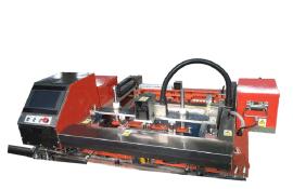 TPU丝网印刷机 全自动智能走台丝印机 广东鞋子丝网印刷机