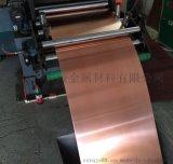 C5210高精磷铜带 0.5mm冲压全硬弹簧磷铜带
