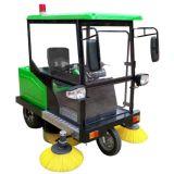 全封閉吸掃式電動掃地車電動掃地車掃地機清掃車-自動灑水清掃吸塵收集垃圾